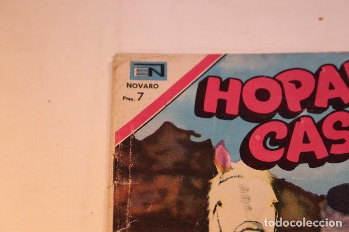 Tebeos: Hopalong Cassidy nº184 , protagonizada por William Boyd / Novaro, 1970 / buen estado. - Foto 5 - 127247315