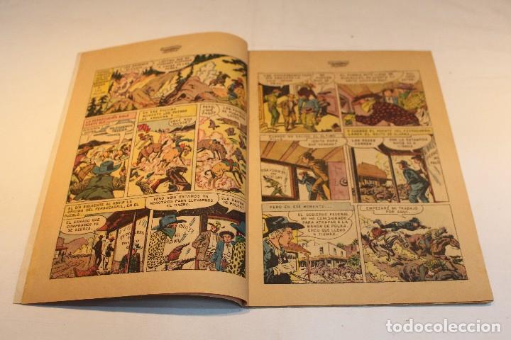 Tebeos: Hopalong Cassidy nº184 , protagonizada por William Boyd / Novaro, 1970 / buen estado. - Foto 7 - 127247315