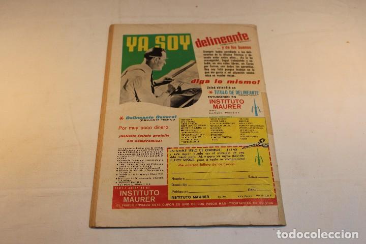 Tebeos: Hopalong Cassidy nº184 , protagonizada por William Boyd / Novaro, 1970 / buen estado. - Foto 11 - 127247315