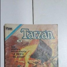 Tebeos: TARZÁN N° 79 - ORIGINAL EDITORIAL CINCO. Lote 127284459