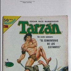 Tebeos: TARZÁN N° 3-118 SERIE AVESTRUZ - ORIGINAL EDITORIAL NOVARO. Lote 127285403