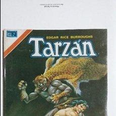 Tebeos: TARZÁN N° 3-129 SERIE AVESTRUZ - ORIGINAL EDITORIAL NOVARO. Lote 127286355