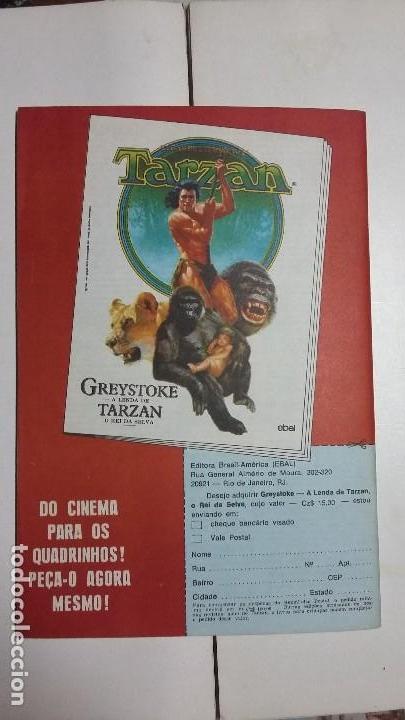 Tebeos: Tarzán n° 14 - Hermoso ejemplar editorial Ebal (en portugués) - Foto 3 - 127295319