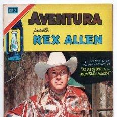 Tebeos: AVENTURA # 3 NOVARO AVESTRUZ 1976 EL TESORO DE MONTAÑA NEGRA & EL AVISO IMPECABLE ESTADO. Lote 127497527