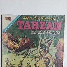 Tebeos: TARZÁN N° 276 - ORIGINAL EDITORIAL NOVARO. Lote 127618819