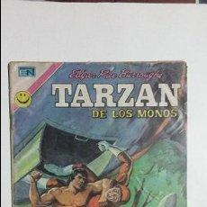 Tebeos: TARZÁN N° 316 - ORIGINAL EDITORIAL NOVARO. Lote 127622255