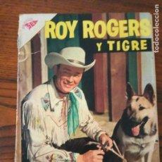 Tebeos: ROY ROGERS Nº46 EDITORIAL SEA - NOVARO - JUNIO 1956. Lote 127644763