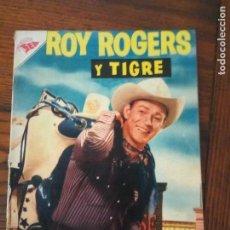 Tebeos: ROY ROGERS Nº47 EDITORIAL SEA - NOVARO - JULIO 1956.. Lote 127644911