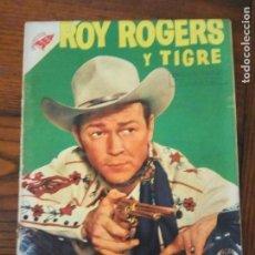 Tebeos: ROY ROGERS Nº48 EDITORIAL SEA - NOVARO - AGOSTO 1956.. Lote 127645315