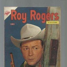 Tebeos: ROY ROGERS 23, 1954, NOVARO, MUY BUEN ESTADO. Lote 127899907