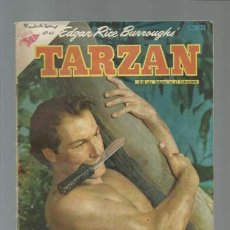 Tebeos: TARZAN 33, 1954, NOVARO, BUEN ESTADO. Lote 127900395