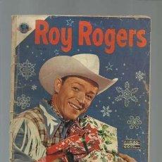Tebeos: ROY ROGERS 16, 1953, NOVARO. Lote 127900531