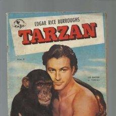 Tebeos: TARZAN 2, 1952, NOVARO, BUEN ESTADO. Lote 127901627