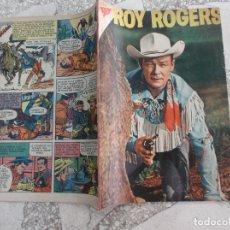 Tebeos: ROY ROGERS Nº 67, AÑO 1958,NOVARO,PROCEDENTE DE ENCUADERNACION,LOMO ROZADO. Lote 127909655