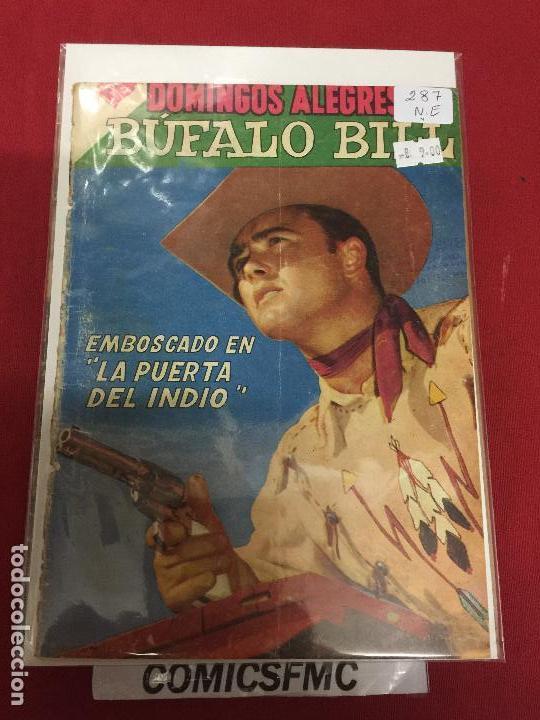 DOMINGOS ALEGRES NUMERO 287 NORMAL ESTADO REF.5 (Tebeos y Comics - Novaro - Domingos Alegres)