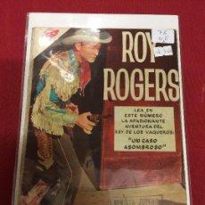 Tebeos: ROY ROGERS 85 NUMERO 76 NORMAL ESTADO REF.11. Lote 127916163