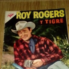 Tebeos: ROY ROGERS Nº 54 MUY DIFÍCIL. Lote 127943251