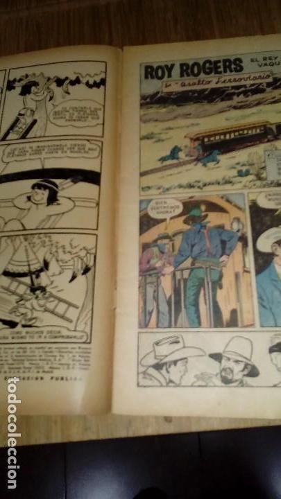 Tebeos: Roy Rogers Nº 63 NOVARO - Foto 3 - 127944143