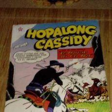 Tebeos: HOPALONG CASSIDY Nº 55 MUY DIFÍCIL. Lote 127947467