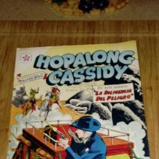 Tebeos: HOPALONG CASSIDY Nº 62 MUY DIFÍCIL. Lote 127947823