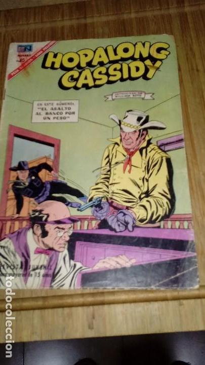 HOPALONG CASSIDY Nº 146 (Tebeos y Comics - Novaro - Hopalong Cassidy)