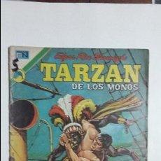 Tebeos: TARZÁN N° 318 - ORIGINAL EDITORIAL NOVARO. Lote 127998723
