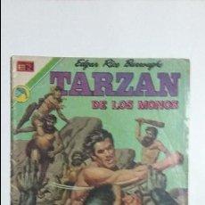 Tebeos: TARZÁN N° 321 - ORIGINAL EDITORIAL NOVARO. Lote 127998855