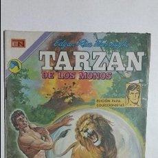 Tebeos: TARZÁN N° 331 - ORIGINAL EDITORIAL NOVARO. Lote 127999019