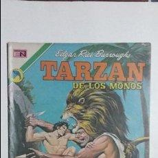 Tebeos: TARZÁN N° 332 - ORIGINAL EDITORIAL NOVARO. Lote 127999163