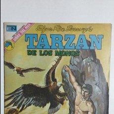 Tebeos: TARZÁN N° 339 - ORIGINAL EDITORIAL NOVARO. Lote 127999263