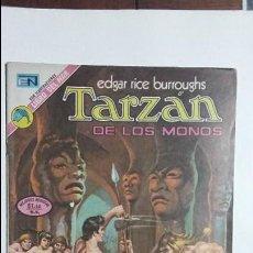Tebeos: TARZÁN N° 345 - ORIGINAL EDITORIAL NOVARO. Lote 127999439