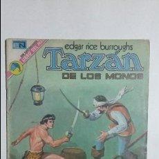 Tebeos: TARZÁN N° 349 - ORIGINAL EDITORIAL NOVARO. Lote 127999603