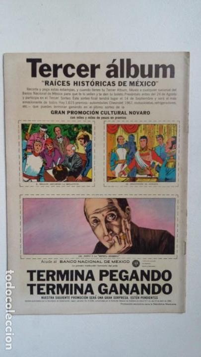 Tebeos: Mi marciano favorito - Domingos alegres n° 698 - original editorial Novaro - Foto 2 - 128108091