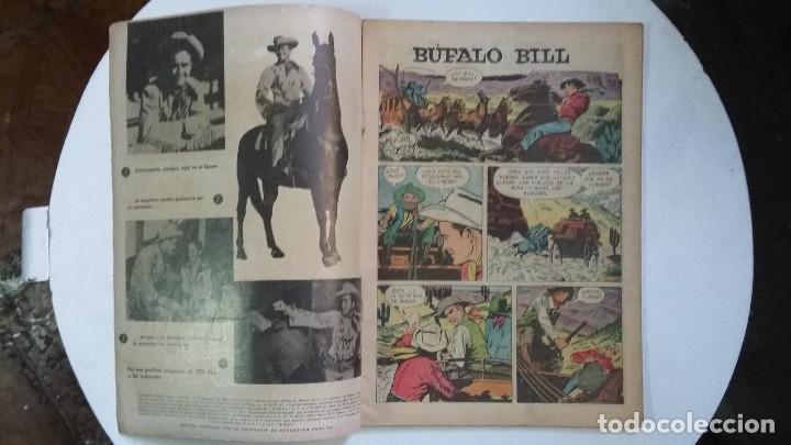 Tebeos: Búfalo Bill - Domingos alegres n° 234 - original editorial Novaro - Foto 2 - 128135363