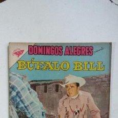 Tebeos: BÚFALO BILL - DOMINGOS ALEGRES N° 314 - ORIGINAL EDITORIAL NOVARO. Lote 128134759