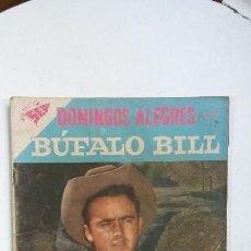 Tebeos: BÚFALO BILL - DOMINGOS ALEGRES N° 234 - ORIGINAL EDITORIAL NOVARO. Lote 128135363