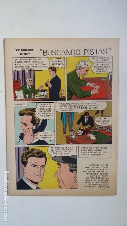 Tebeos: Sunset Strip 77 - Domingos alegres n° 473 - original editorial Novaro - Foto 2 - 128137571