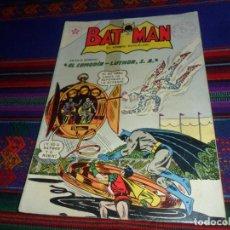 Tebeos: BATMAN Nº 173 CON ROBIN Y SUPERMAN. NOVARO 1963. EL COMODÍN-LUTHOR S.A. RARO.. Lote 128264155