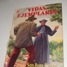 Tebeos: COMIC VIDAS EJEMPLARES Nº 117 ENERO DE 1962 SAN JUAN BOSCO EDITORIAL NOVARO. Lote 128368531