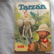 Tebeos: TARZAN DE LOS MONOS. LIBROCOMIC Nº XLVII. NOVARO 1978. Lote 128370075