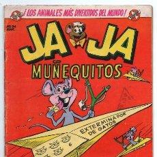 Tebeos: JA JA MUÑEQUITOS # 94 HA HA COMICS 1954 EDICION EN ESPAÑOL IMPRESA EN USA MUY BUEN ESTADO NOVARO. Lote 128397931