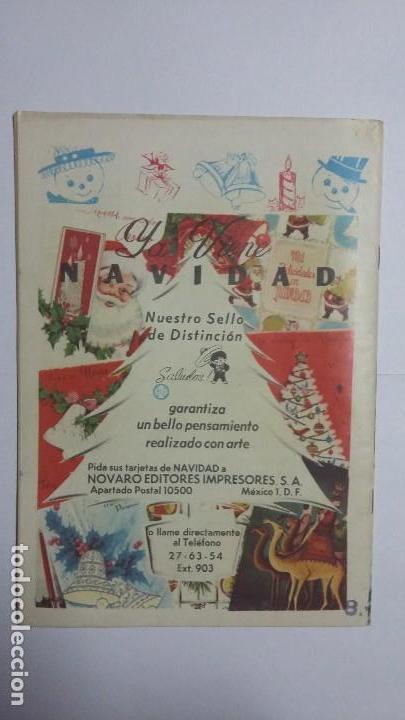 Tebeos: Juan el plateado - Domingos alegres n° 350 - original editorial Novaro - Foto 3 - 128413747