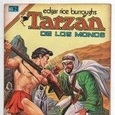 Tebeos: TARZAN # 1 NOVARO AVESTRUZ 1975 TERROR EN FELUCIDAR KORAK EL HIJO DE TARZAN IMPECABLE ESTADO. Lote 128439247