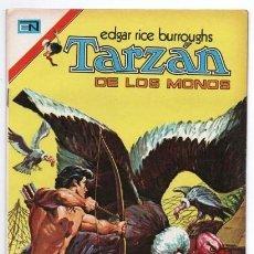 Tebeos: TARZAN # 2 NOVARO AVESTRUZ 1975 VENCER O MORIR LOS BUITRES DE SAPARTA IMPECABLE ESTADO. Lote 128442143