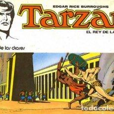Tebeos: TARZÁN- EL REY DE LA JUNGLA- RUSS MANNING- Nº 1 -EDICIÓN DE 1979-MUY BUENO-DIFÍCIL-FLAMANTE-9111. Lote 128472455