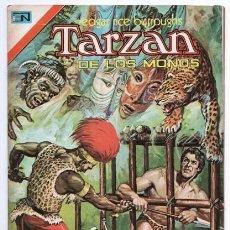 Tebeos: TARZAN # 6 NOVARO AVESTRUZ 1975 LA LOCURA DE TARZAN IMPECABLE ESTADO DE EDITORIAL. Lote 128492123