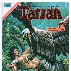 Tebeos: TARZAN # 3-103 NOVARO AVESTRUZ 1980 LA IRA DEL CIELO IMPECABLE ESTADO DE EDITORIAL. Lote 128493979