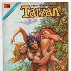 Tebeos: TARZAN # 3-121 NOVARO AVESTRUZ 1981 LOS REHENES IMPECABLE ESTADO DE EDITORIAL. Lote 128494567