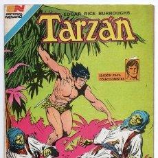Tebeos: TARZAN # 3-134 NOVARO AVESTRUZ 1981 EL VALLE DE LAS TUMBAS KORAK IMPECABLE ESTADO DE EDITORIAL. Lote 128494719