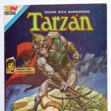 Tebeos: TARZAN # 3-135 NOVARO AVESTRUZ 1981 EL REGRESO DE LOS NILUNGOS IMPECABLE ESTADO DE EDITORIAL. Lote 128494843